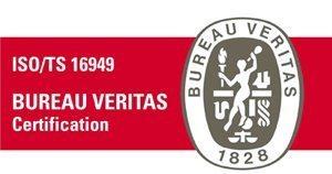 Priema BV ISO/TS 16949