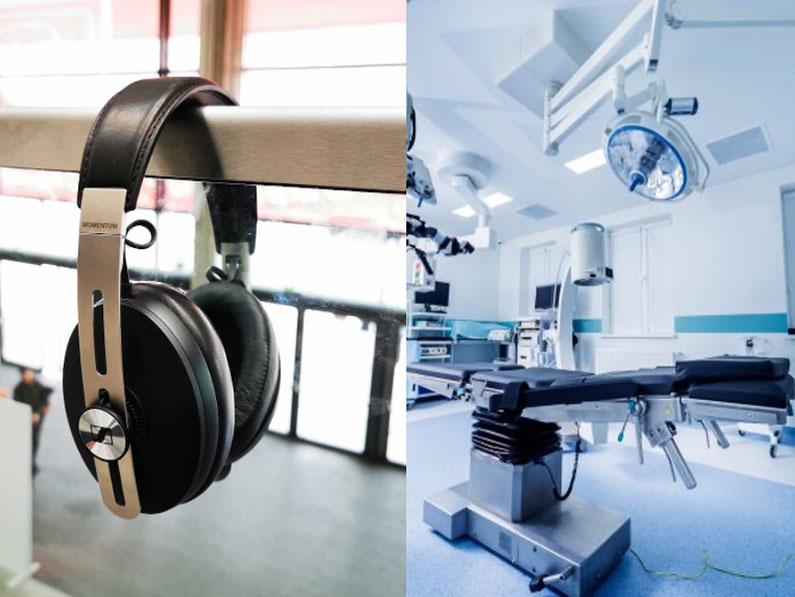 Priema BV levert aan de Audio en Medical branches