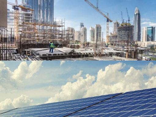 Priema BV levert aan de Building en Solar Branches