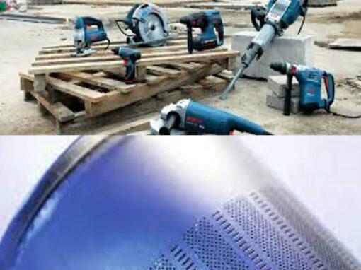 Priema BV levert aan de Power tools en Heating & cooling Branches